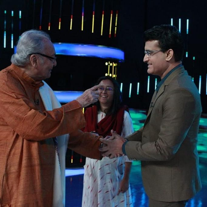 'You have done so much': Sourav Ganguly mourns the loss of veteran Bengali actor Soumitra Chatterjee