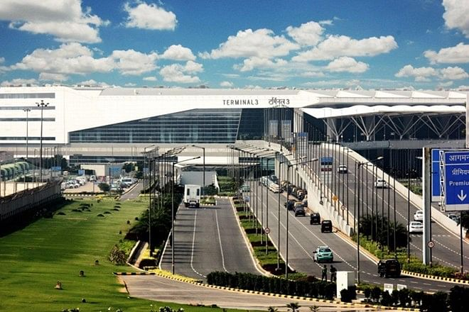 Delhi International Airport Ltd Terminal 3