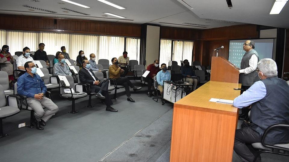 Educational Consultants India observes Vigilance Awareness Week