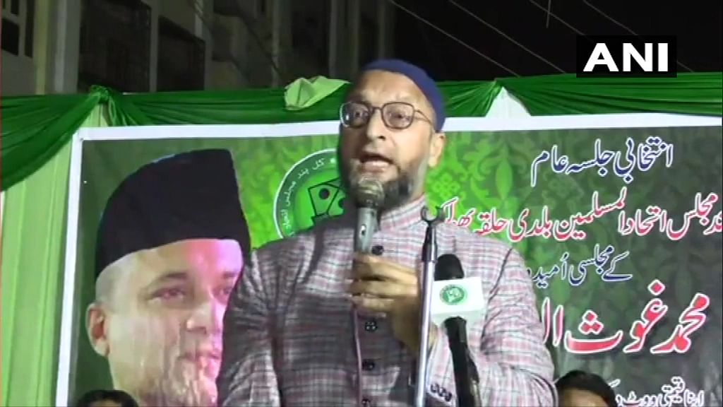 GHMC polls: 'I give you 24 hours to tell how many Pakistanis live in Old City', Asaduddin Owaisi challenges BJP