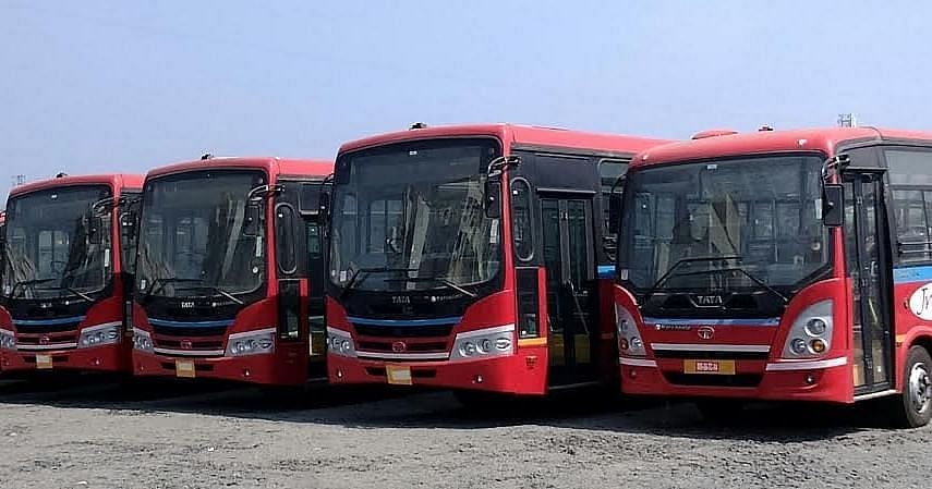 Thane Municipal Transport's income up to ₹14L/day