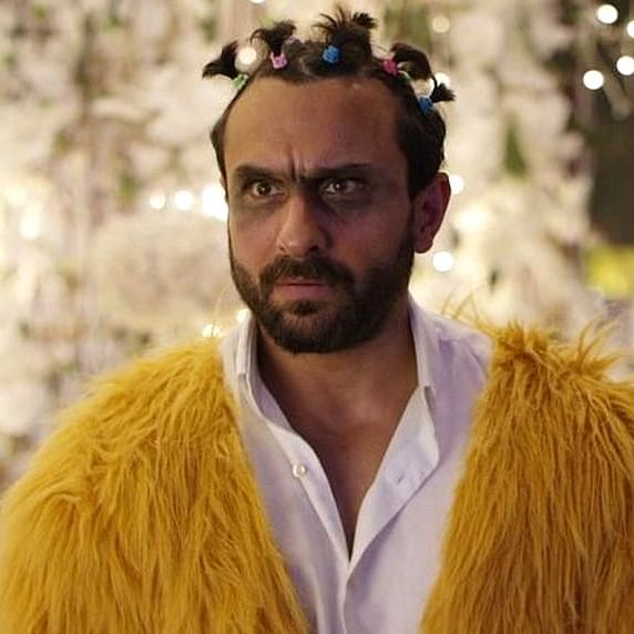 Saif Ali Khan says 'acting is almost like working at a hospital'