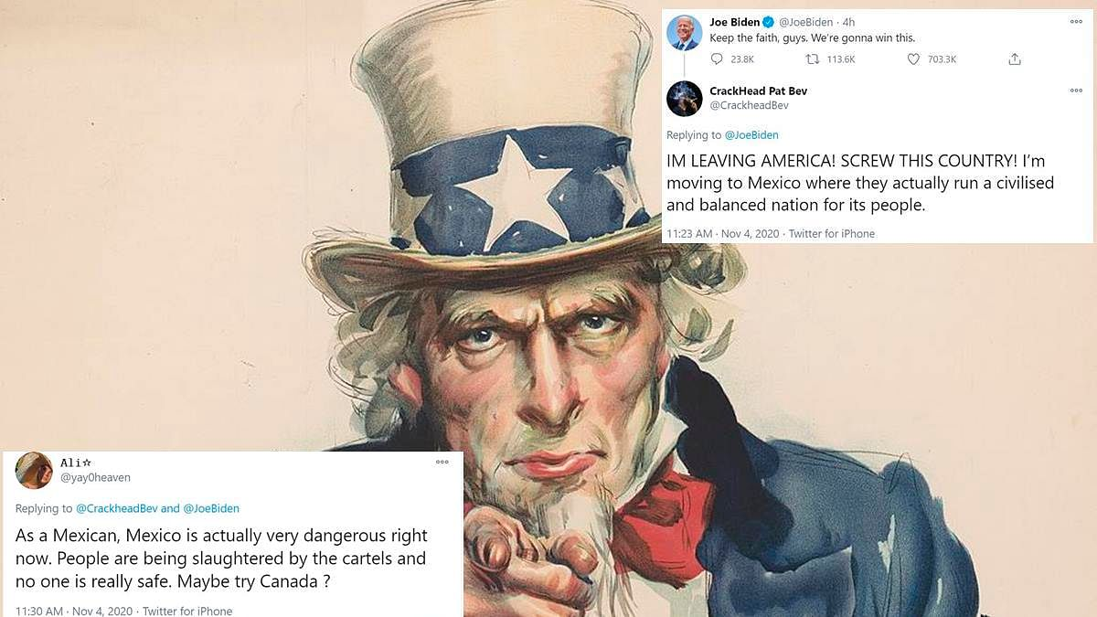 US Elections 2020: Epic Twitter thread rejecting American shows what the world really thinks of Uncle Sam