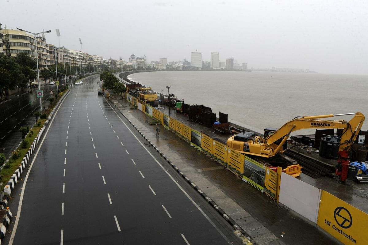 BMC to reclaim additional 6.5 hectares of sea for Coastal Road Project