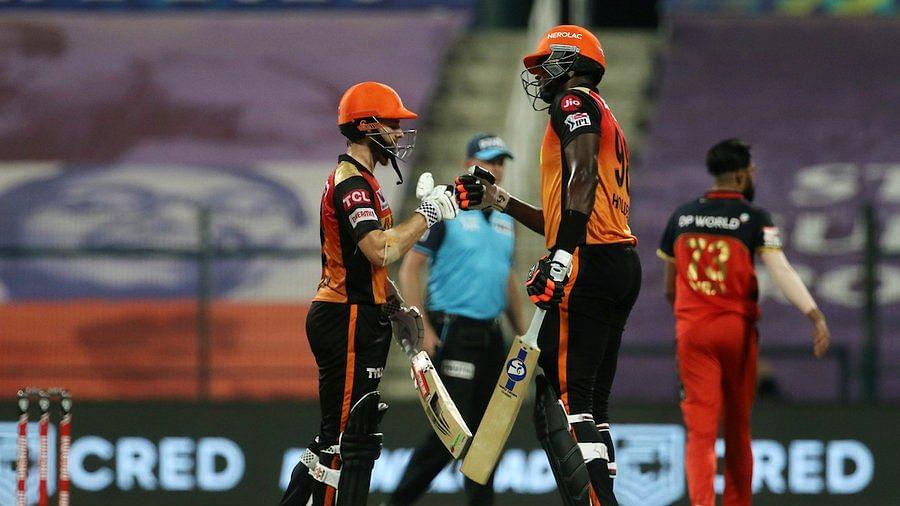 IPL 2020 Playoffs: SRH beat RCB by 6 wickets in low-scoring Eliminator