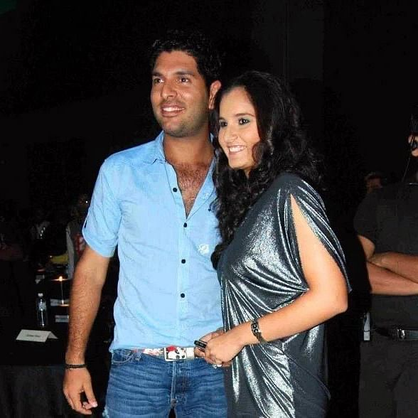 Happy Birthday Sania Mirza: Yuvraj Singh extends wishes to 'Mirchie Mommy' on 34th birthday