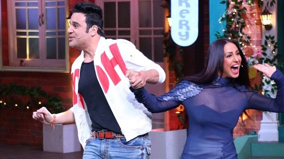 After Govinda's statement about nephew Krushna Abhishek, Kashmera Shah pens down a cryptic post
