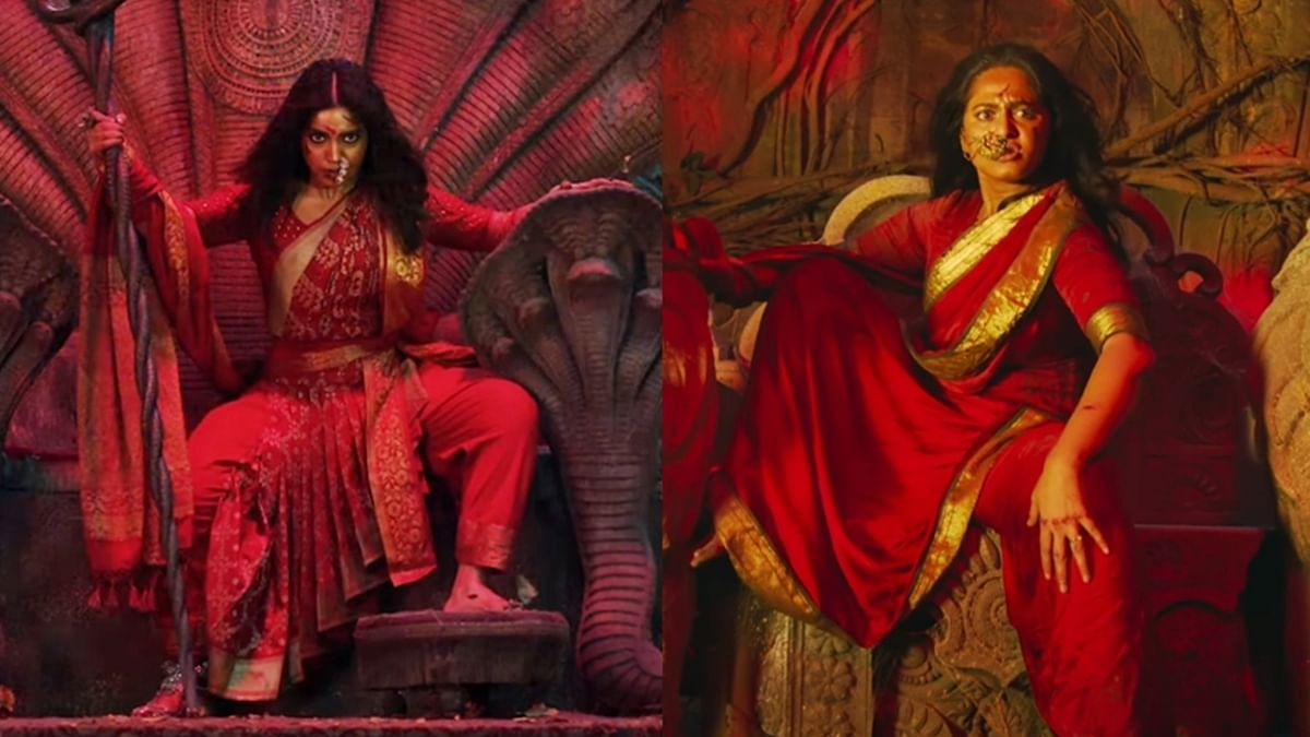 Durgamati Trailer: Netizens unhappy with 'Bhaagamathie' remake, say 'Anushka was better than Bhumi'