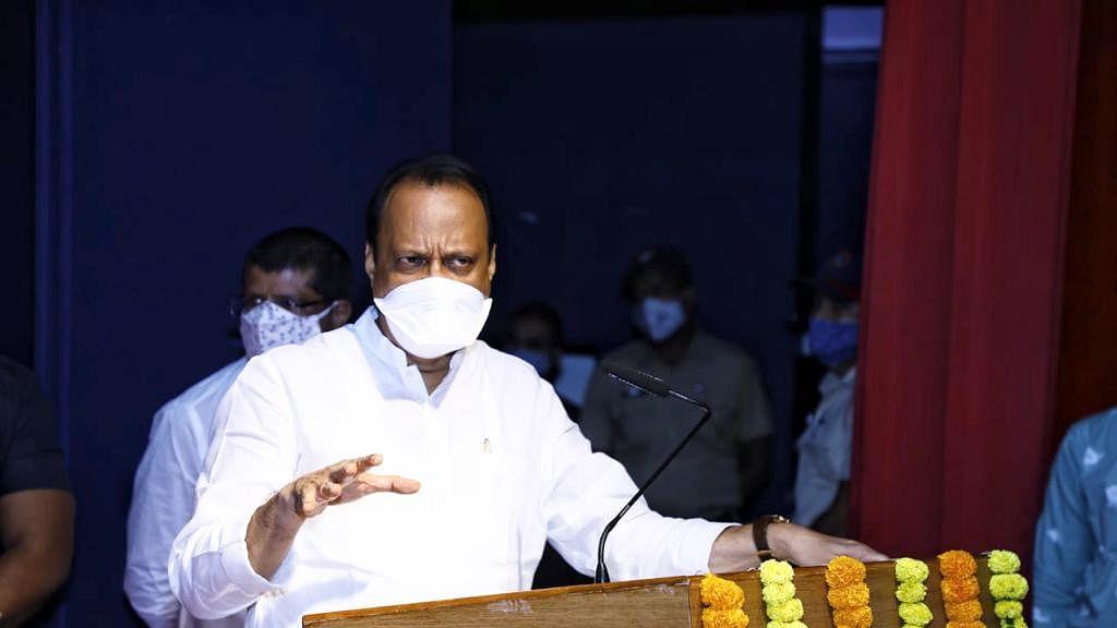 Maharashtra Deputy Chief Minister Ajit Pawar