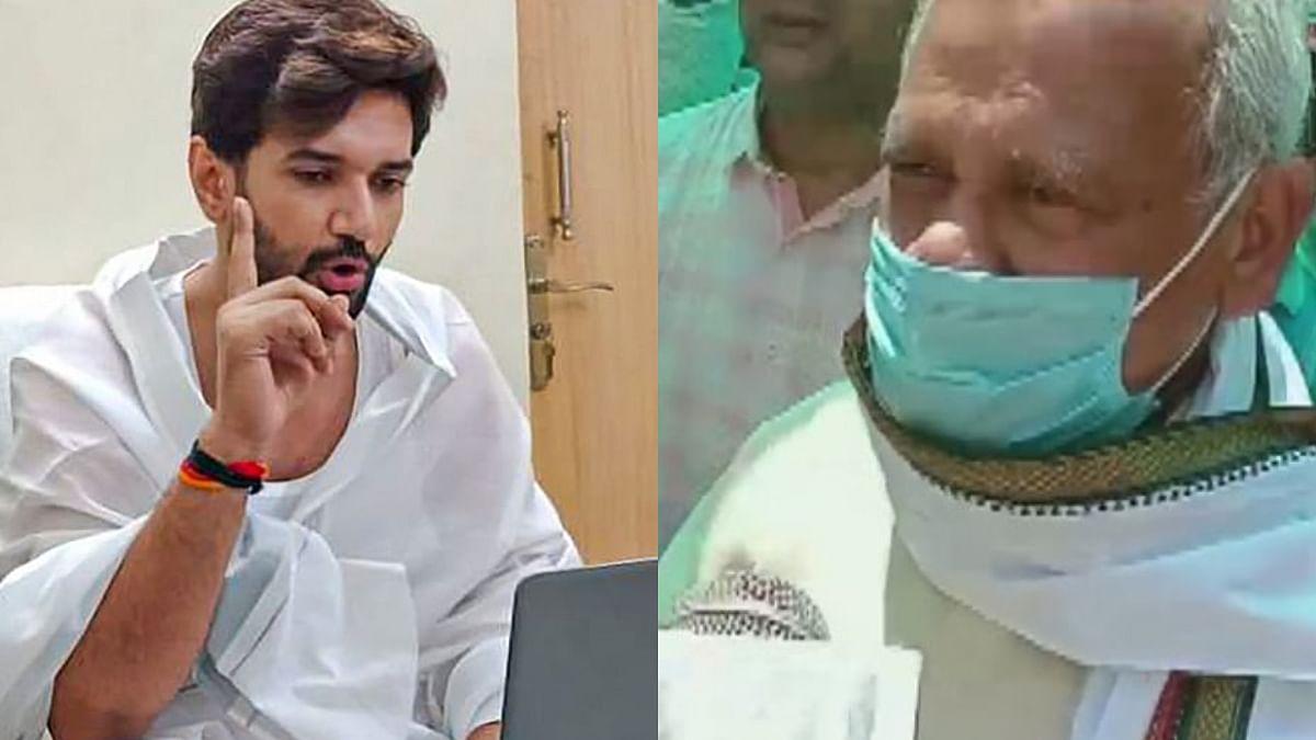Bihar: NDA ally seeks probe into Ram Vilas Paswan's death, Chirag blames Nitish's 'plot'