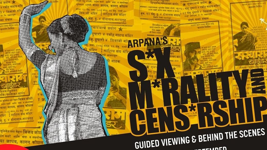 Talking Theatre: Tamaasha's guided viewing of the play 'S*X, M*RALITY, CENS*RSHIP'