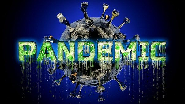 'Pandemic' is Merriam's word of the year
