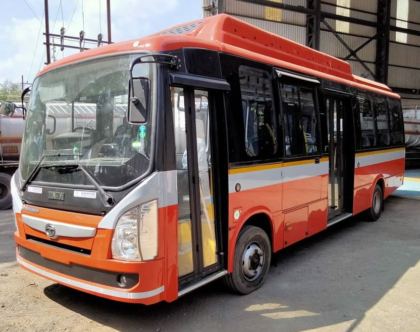 BEST receives 26 electric buses from TATA Motors