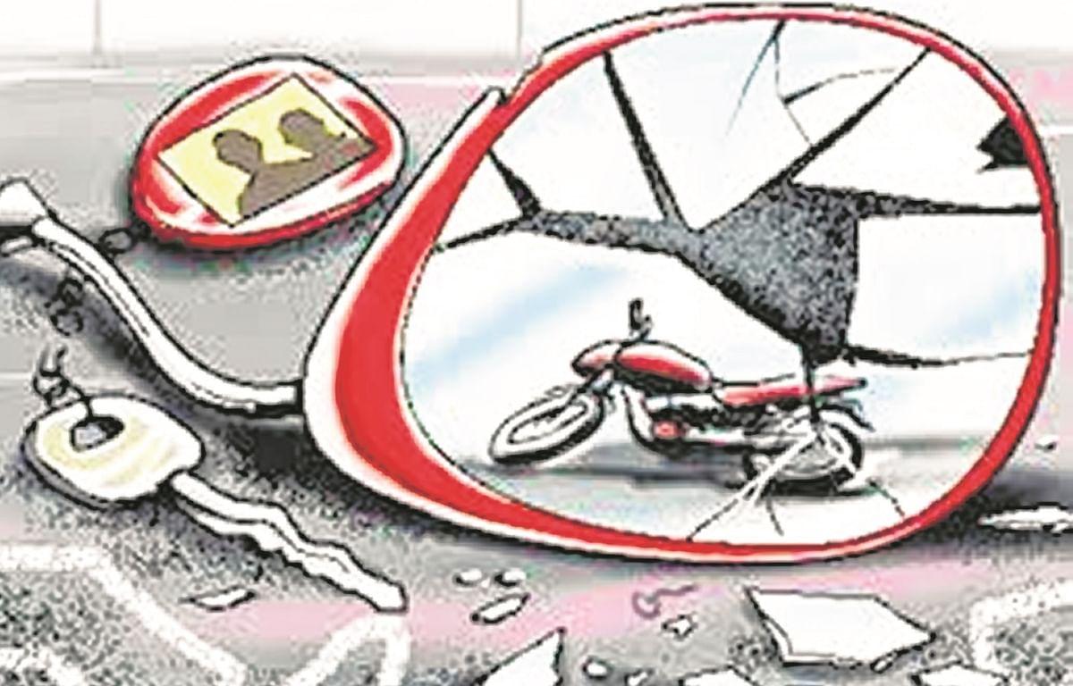 Maharashtra: Wrong side driving kills 35-yr-old pillion rider in Bhiwandi