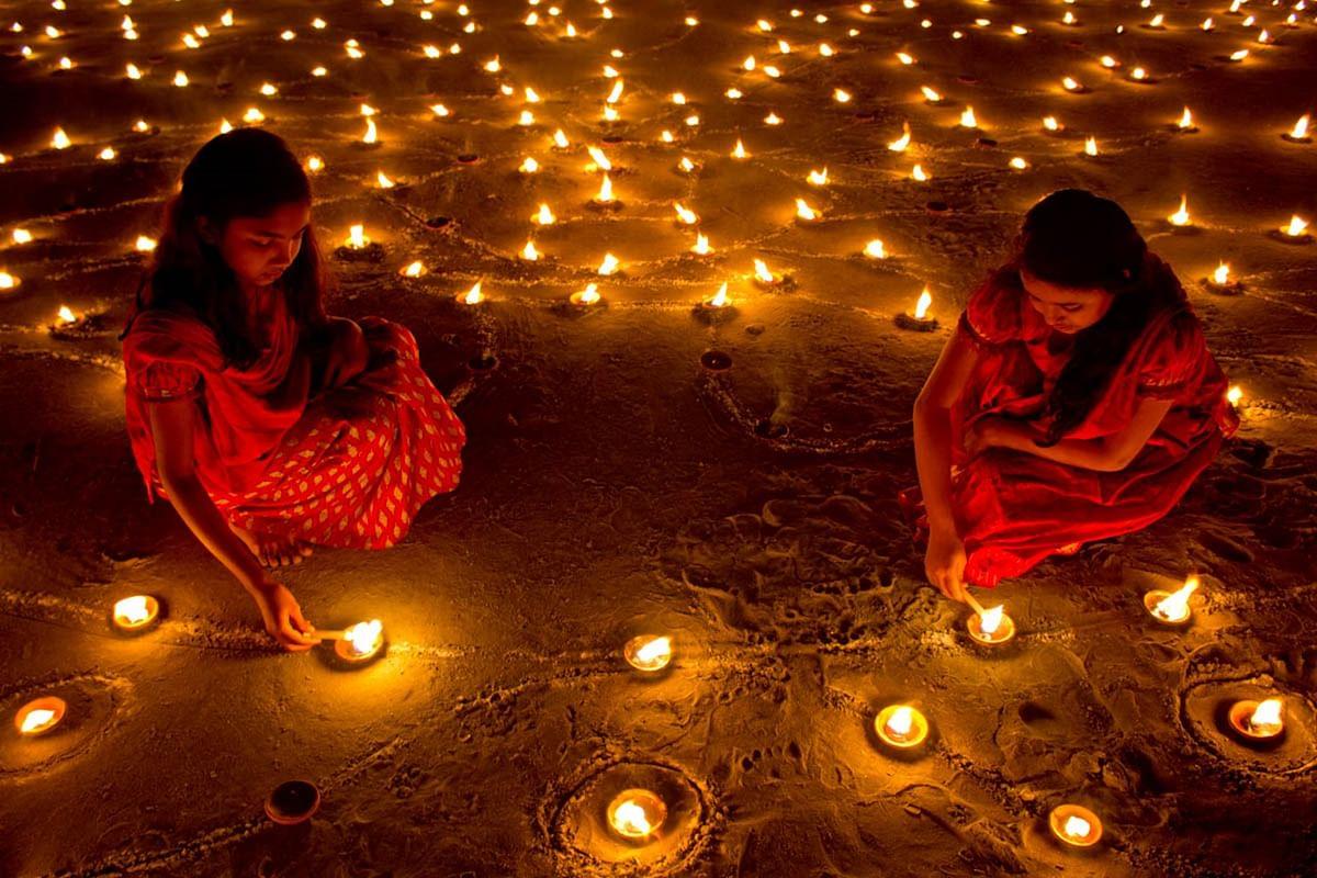Guiding Light: Spread the light of love