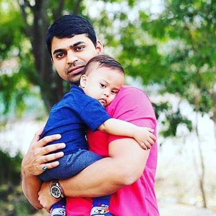 Petitioner Aditya Tiwari