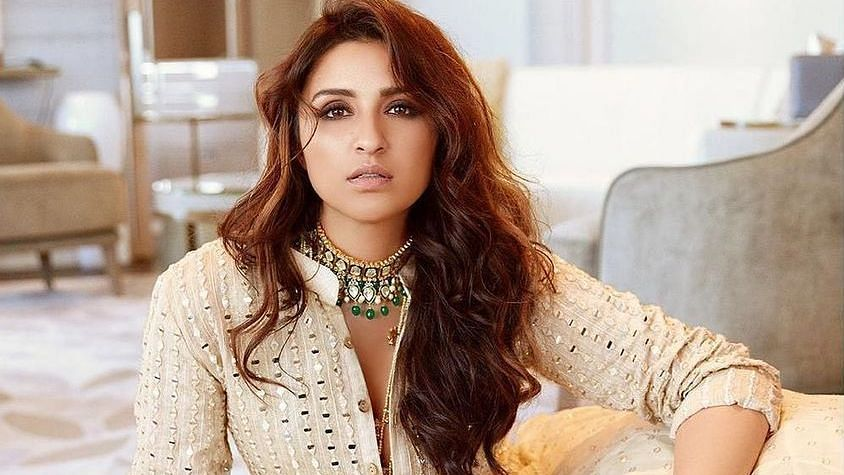 Diwali 2020: Parineeti Chopra endorsing firecrackers? Actor reacts to 'flower pots' with her face