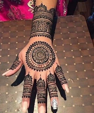 Karva Chauth 2020: Adorn your hands with the best mehndi designs of the season