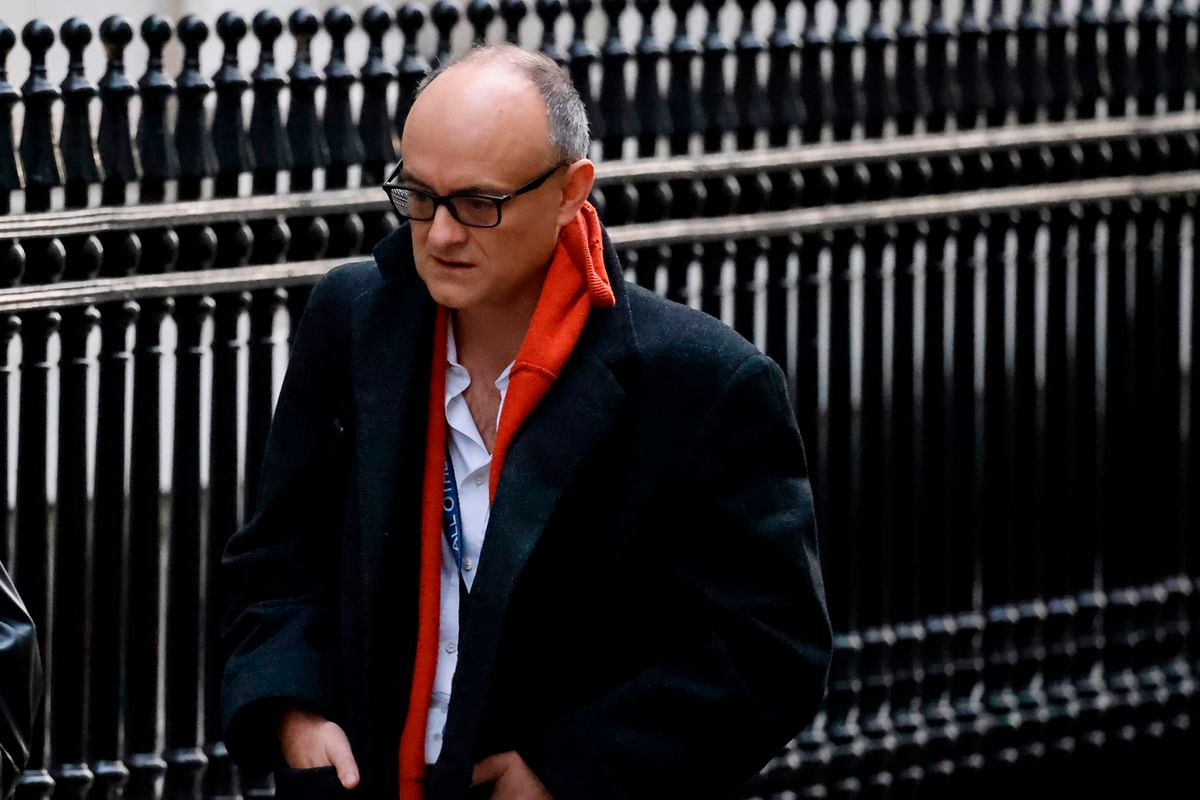 UK PM's adviser Cummings quits immediately amid Downing Street power struggle