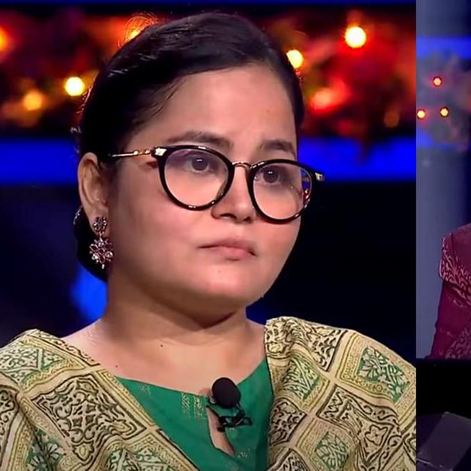 KBC 12: Can you answer this Rs 7 cr question on Netaji Subhash Chandra Bose that made Nazia Nasim quit?