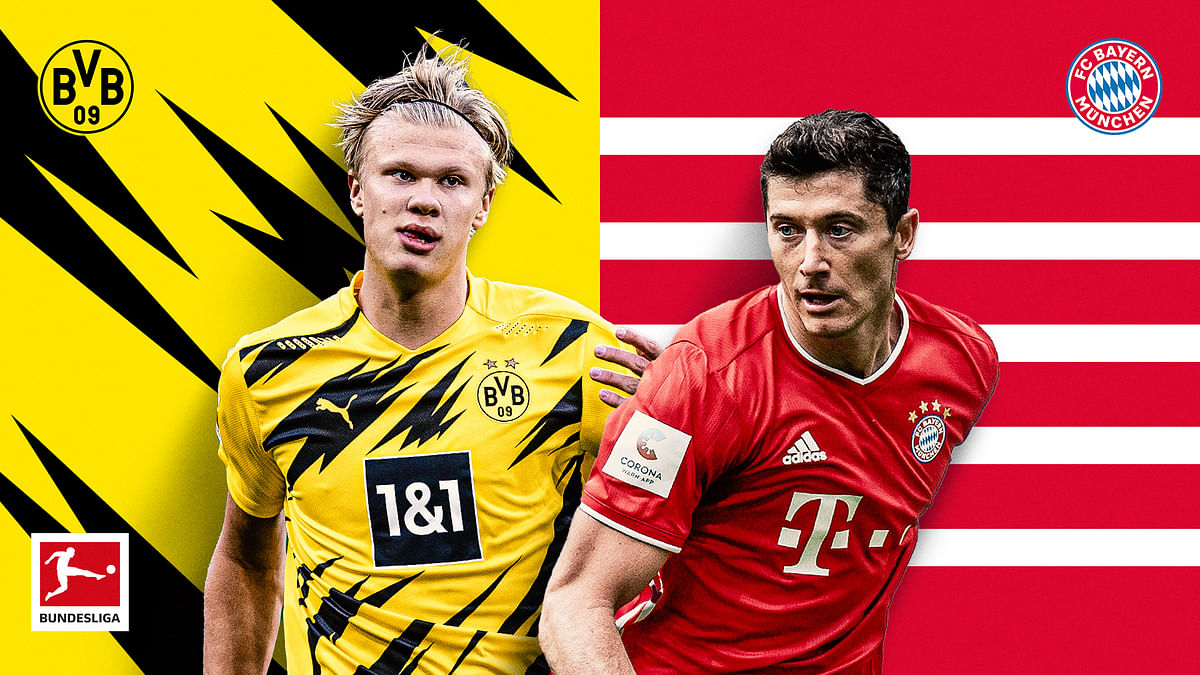 Borussia Dortmund vs Bayern Munich: Where and when to stream Der Klassiker live in India