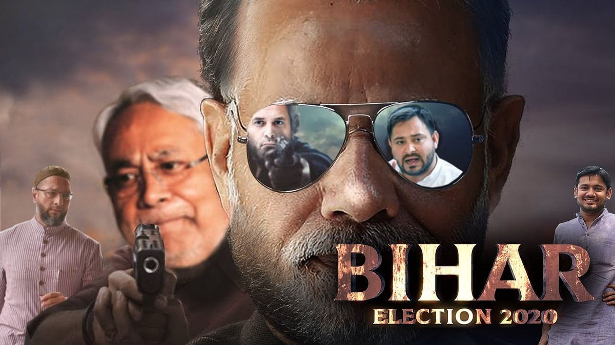 Nitish Kumar as Kaleen Bhaiya, Priyanka Gandhi as Golu: Watch this Mirzapur 2 spoof based on Bihar election
