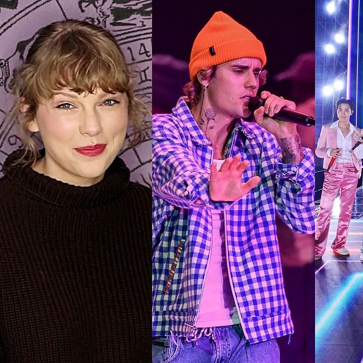 American Music Awards 2020: Taylor Swift, Justin Bieber, BTS and more -  complete list of winners