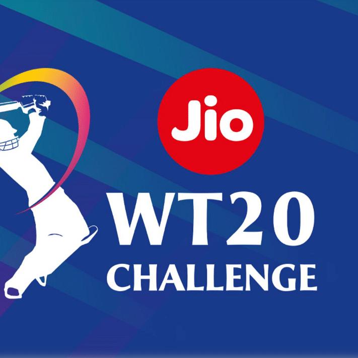 Jio named title sponsor of Women's T20 Challenge