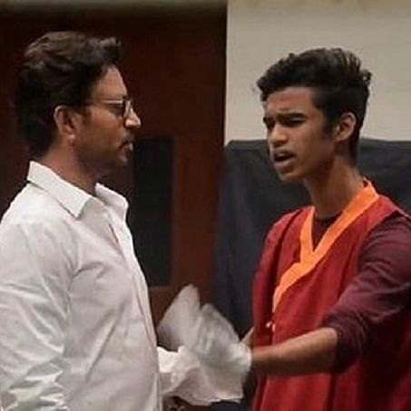 Irrfan Khan's son, Babil, hints at movie debut