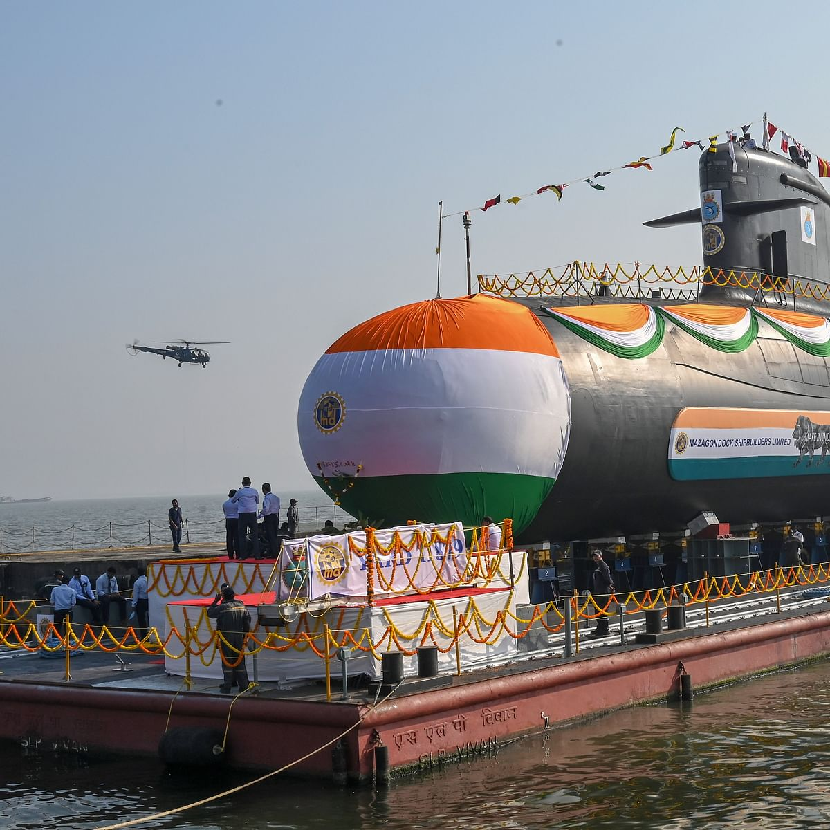 Indian Navy's fifth Scorpene class submarine Vagir launched: Here's all you need to know