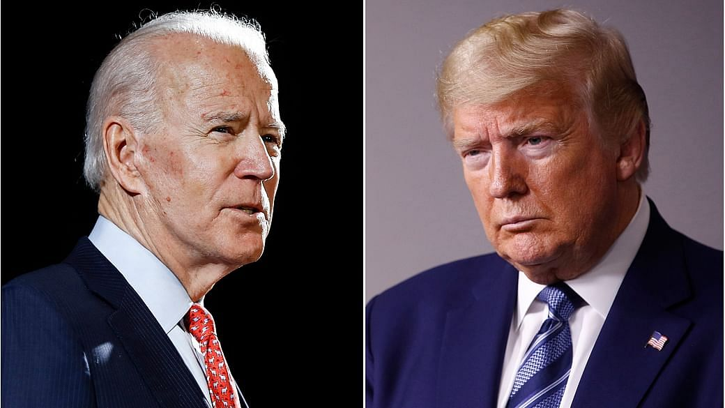 US Presidential Election 2020: Joe Biden leads Donald Trump by 10 points in pre-election poll