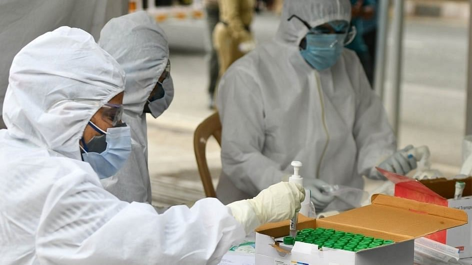 Festive lull: Mumbai's COVID-19 testing dips 10% in past one month