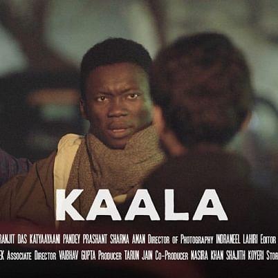 Delhi-based filmmaker Tarun Jain's short film 'Kaala' selected for Oscars