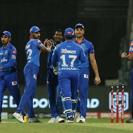 Delhi Capitals beat Sunrisers Hyderabad, to face Mumbai Indians in their maiden IPL final