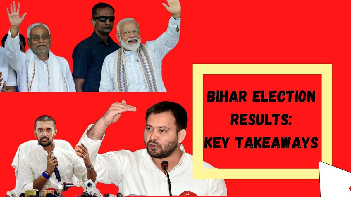 Key takeaways from Bihar election results 2020