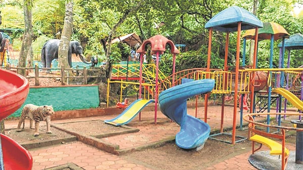 Newly developed node of Navi Mumbai  to get playground, children's park