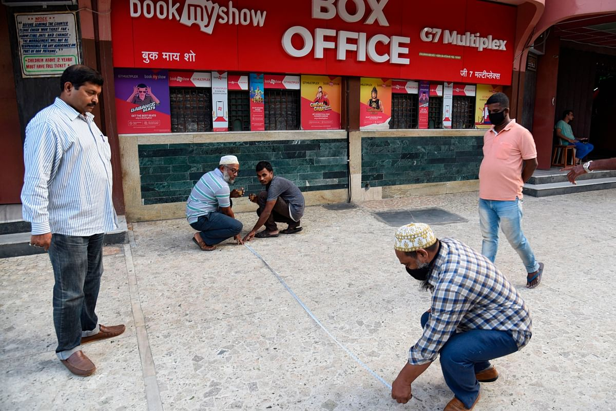 Theatres to pull the curtains before Diwali