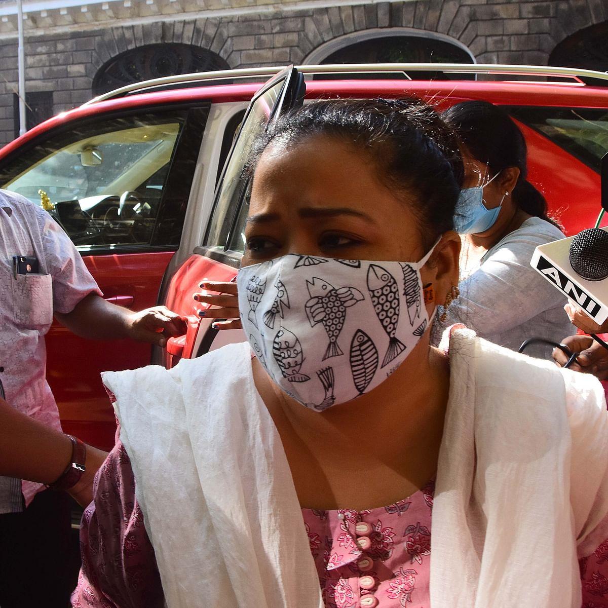 NCB arrests comedian Bharti Singh in drug case