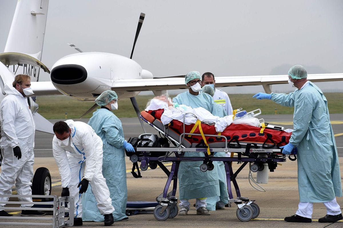 COVID nightmare: Europe ICUs reach full capacity
