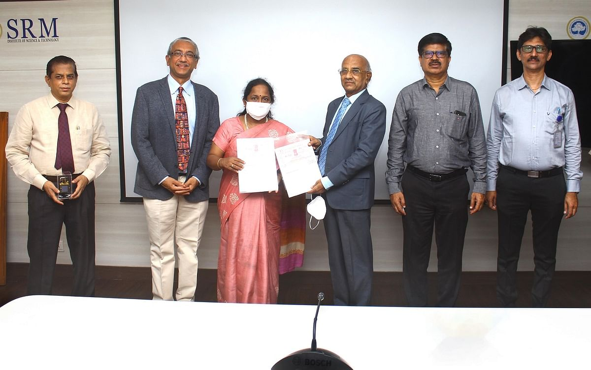 SRM signs MoU with AuthorCafé for enhanced research writing, management and communication