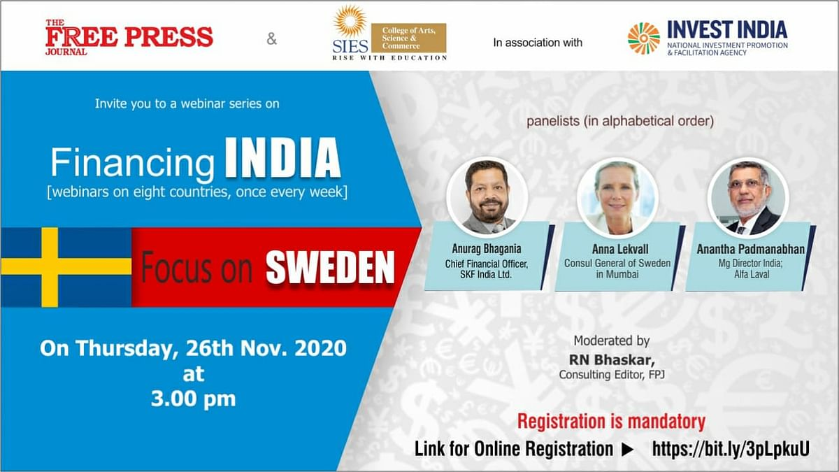 Watch 'Financing India' focus on Sweden here: Know what Swedish companies think about investing in India
