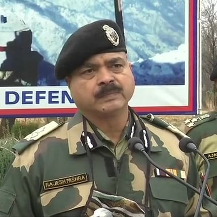 Human rights issue should be raised against Pakistan for ceasefire violations: BSF