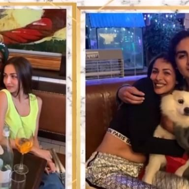 Malaika Arora shares Thanksgiving post featuring beau Arjun, BFF Kareena and son Arhaan; pens down heartfelt note
