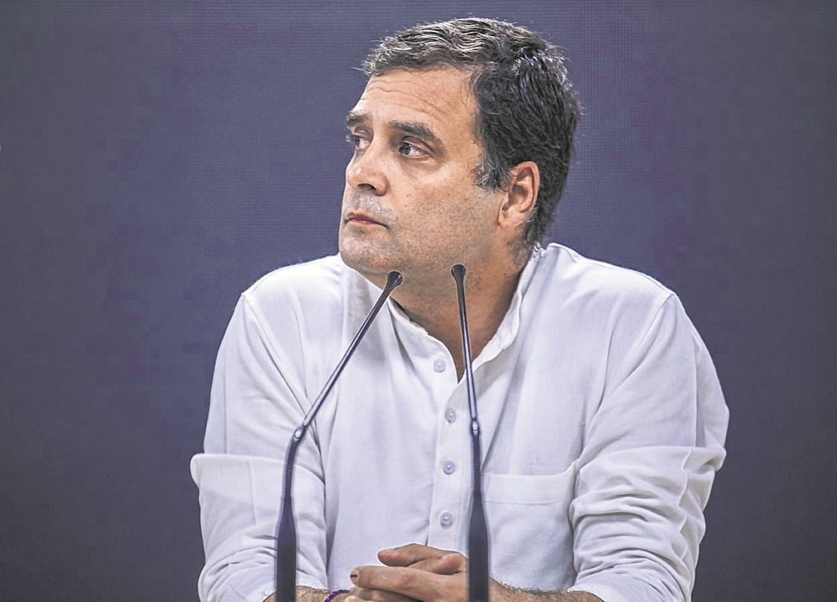 Rahul Gandhi likely to be made Congress chief next month