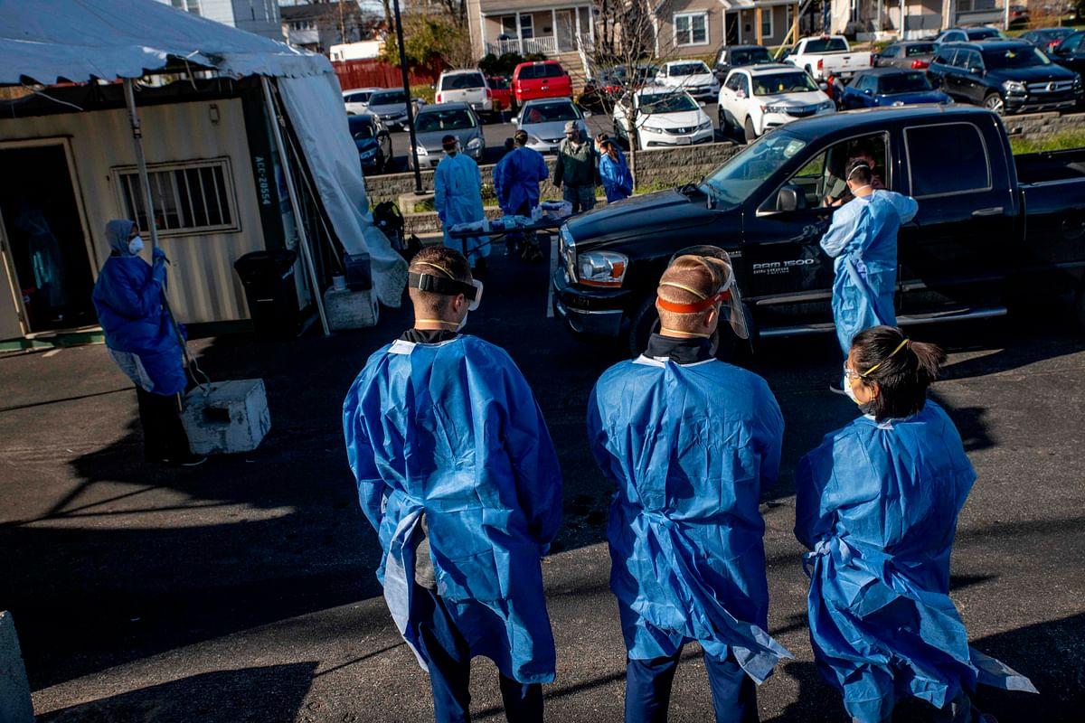 Second COVID-19 wave: California imposes overnight curfew to curb coronavirus