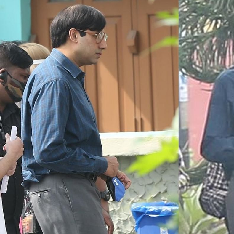 Leaked Pics: Abhishek Bachchan looks unrecognisable for upcoming crime-thriller 'Bob Biswas'