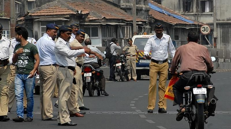 Maharashtra may have dedicated traffic police stations
