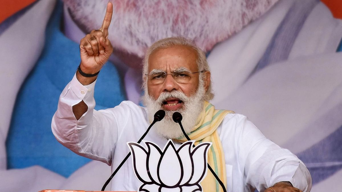 'Leaders of jungle raj have come together...' PM Modi hits out at opposition