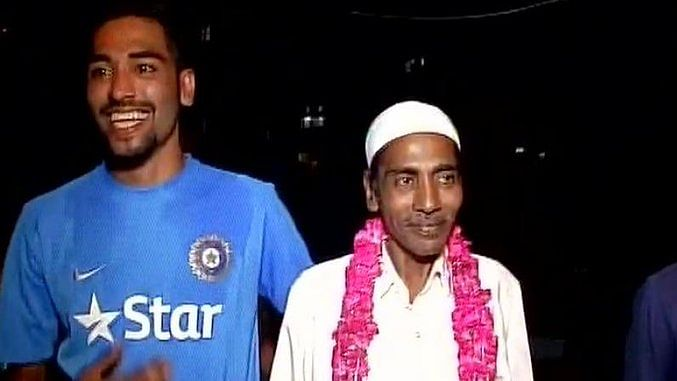 This is what Mohammed Siraj said about his father after being bought by Sunrisers Hyderabad for Rs 2.6 crore