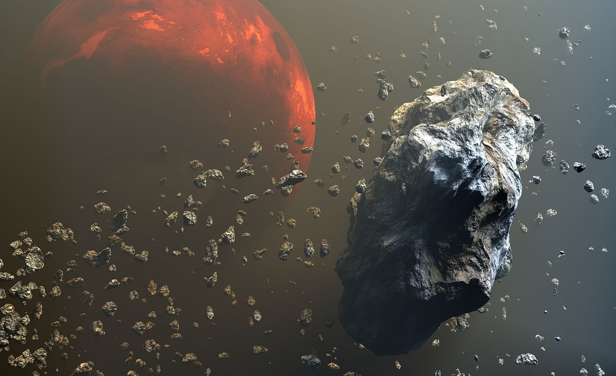 Building blocks of life can form long before stars: Study